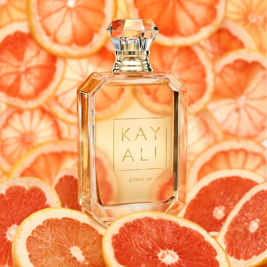 Huda Beauty Kayali Citrus 08 Perfume 100ml - Shop Now