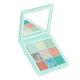 PASTEL Mint Obsessions Eyeshadow Palette, Mint, hi-res
