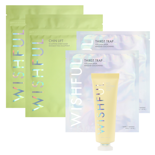 Self Love Skincare Set, , hi-res