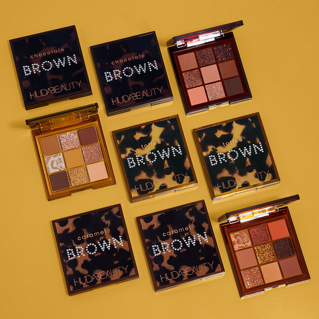 Brown Obsessions Eyeshadow Palettes, , hi-res