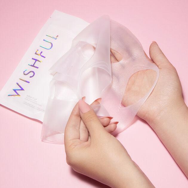 Wrap It Up Face Mask Holder, , hi-res