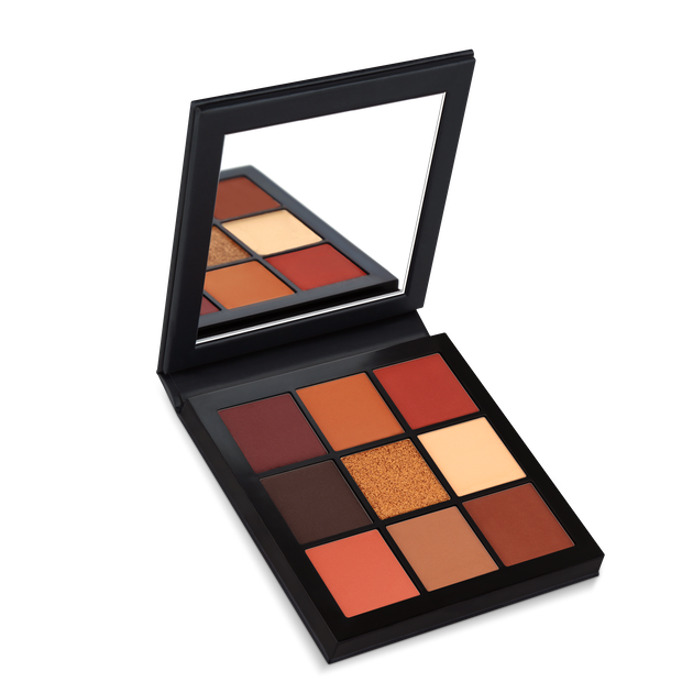 Obsessions Palette Warm Brown, Warm Brown, hi-res
