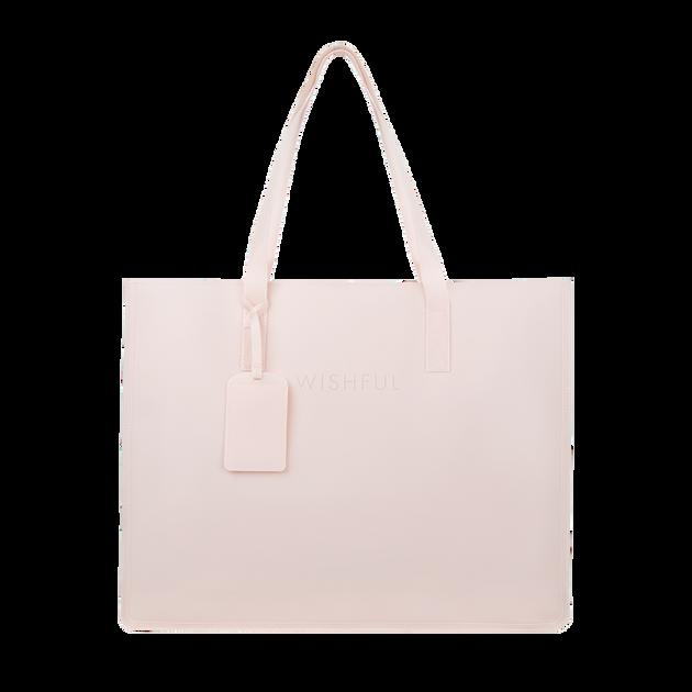 WISHFUL Rose Jelly Tote Bag, , hi-res