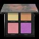 3D Highlighter Palette – Summer Solstice, Summer Solstice, hi-res