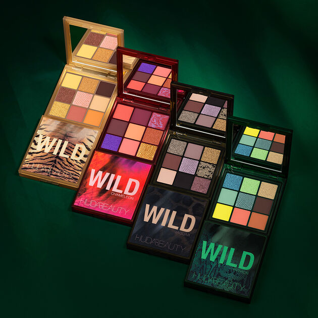 Wild Obsessions Eyeshadow Palette, , hi-res