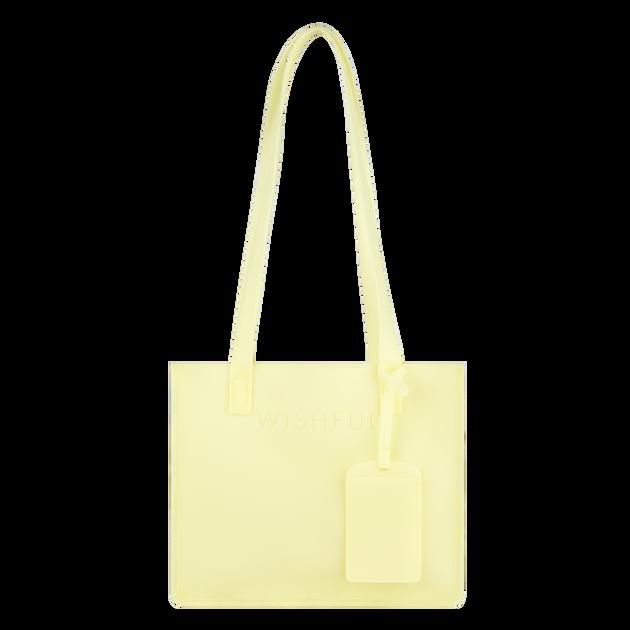 WISHFUL Jelly Tote Bag, , hi-res