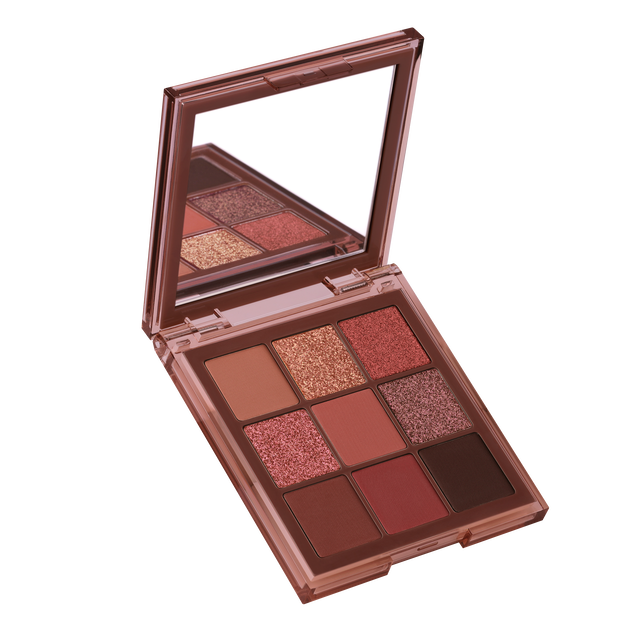 NUDE Obsessions Eyeshadow Palette Rich, Rich, hi-res