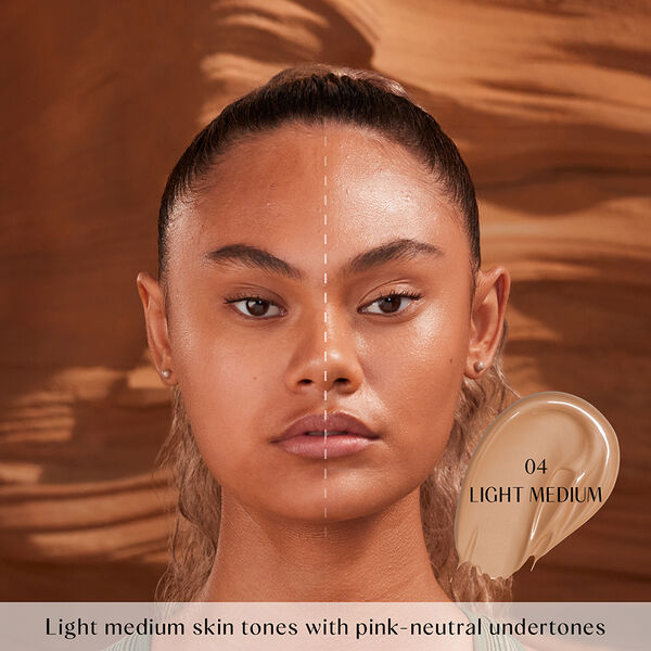 GloWish Multidew Skin Tint 04 Light MEDIUM, 04 LIGHT MEDIUM, hi-res