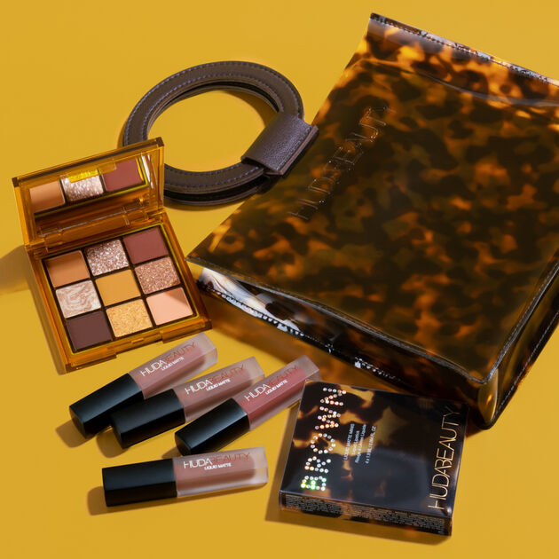 Brown Obsessions Kit, , hi-res