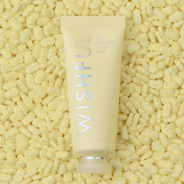Yo Glow Enzyme Scrub 40ml, , hi-res