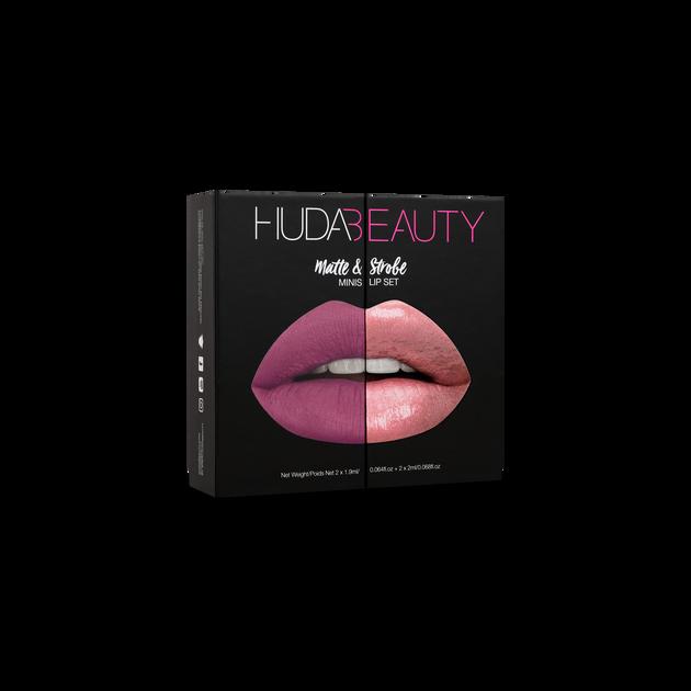 Matte & Strobe Mini Lip Set - Warm Pinks, Warm Pinks, hi-res