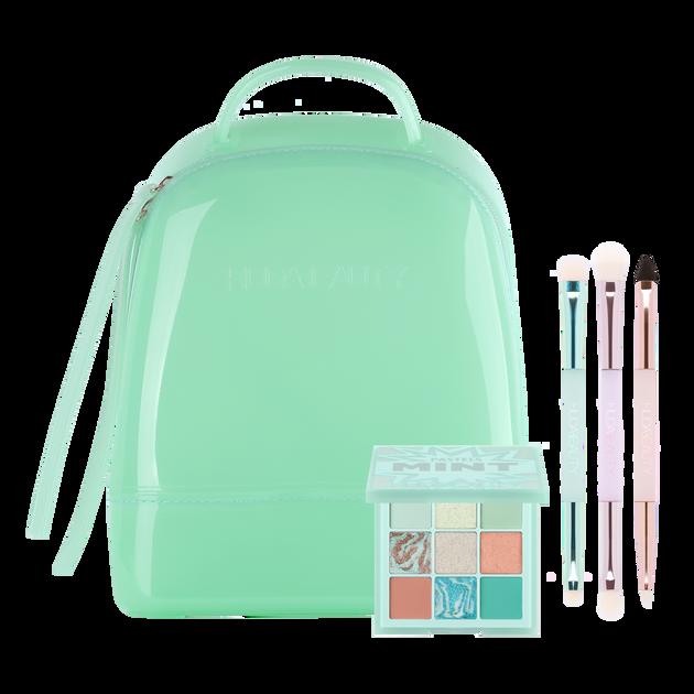 PASTEL Mint Obsessions Bag & Brush Set, Mint, hi-res