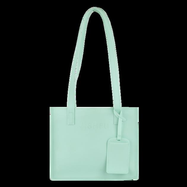Clean Genie Jelly Tote Bag, , hi-res