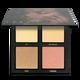 3D Highlighter Palette – Golden Sands, Golden Sands, hi-res