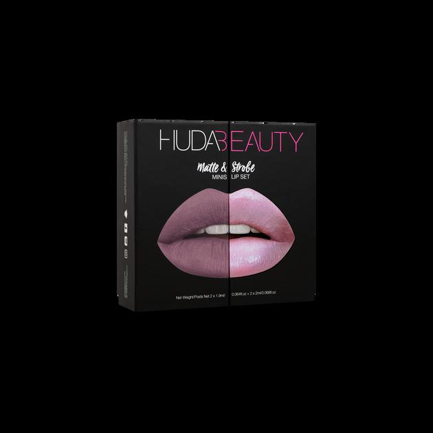 Matte & Strobe Mini Lip Set - Cool Pinks, Cool Pinks, hi-res