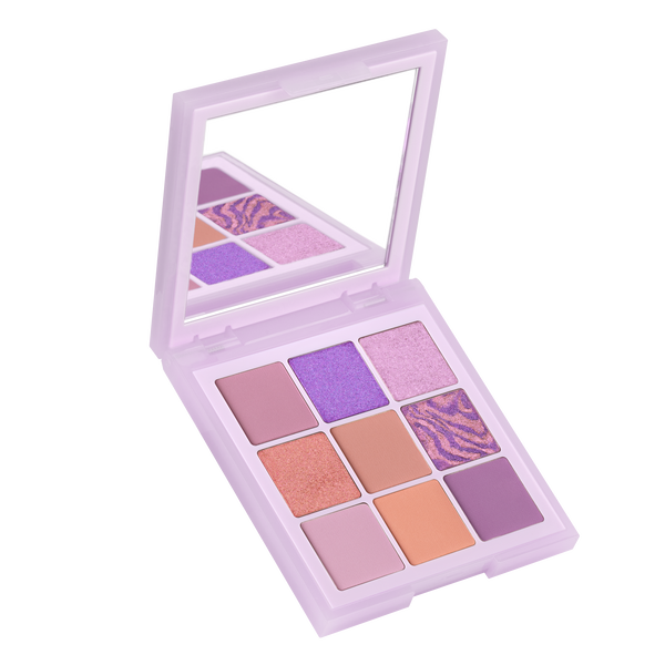 PASTEL Lilac Obsessions Eyeshadow Palette, Lilac, hi-res