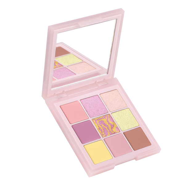 PASTEL Rose Obsessions Eyeshadow Palette, Rose, hi-res