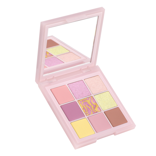PASTEL Rose Obsessions Eyeshadow Palette, Rose, hi-res