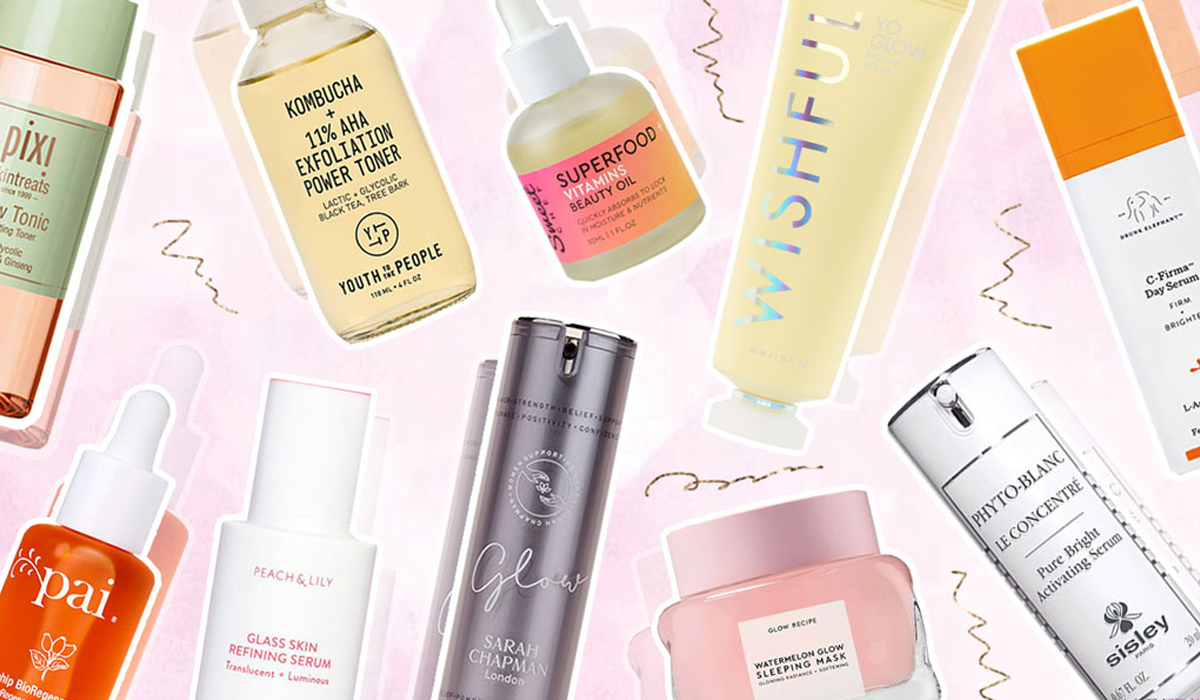 10 Skincare Products That Will Majorly Up Your Glow Game