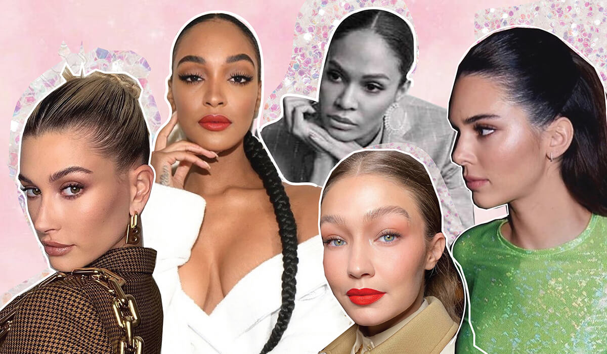How To Get The Hairstyle All The Supermodels Are Wearing