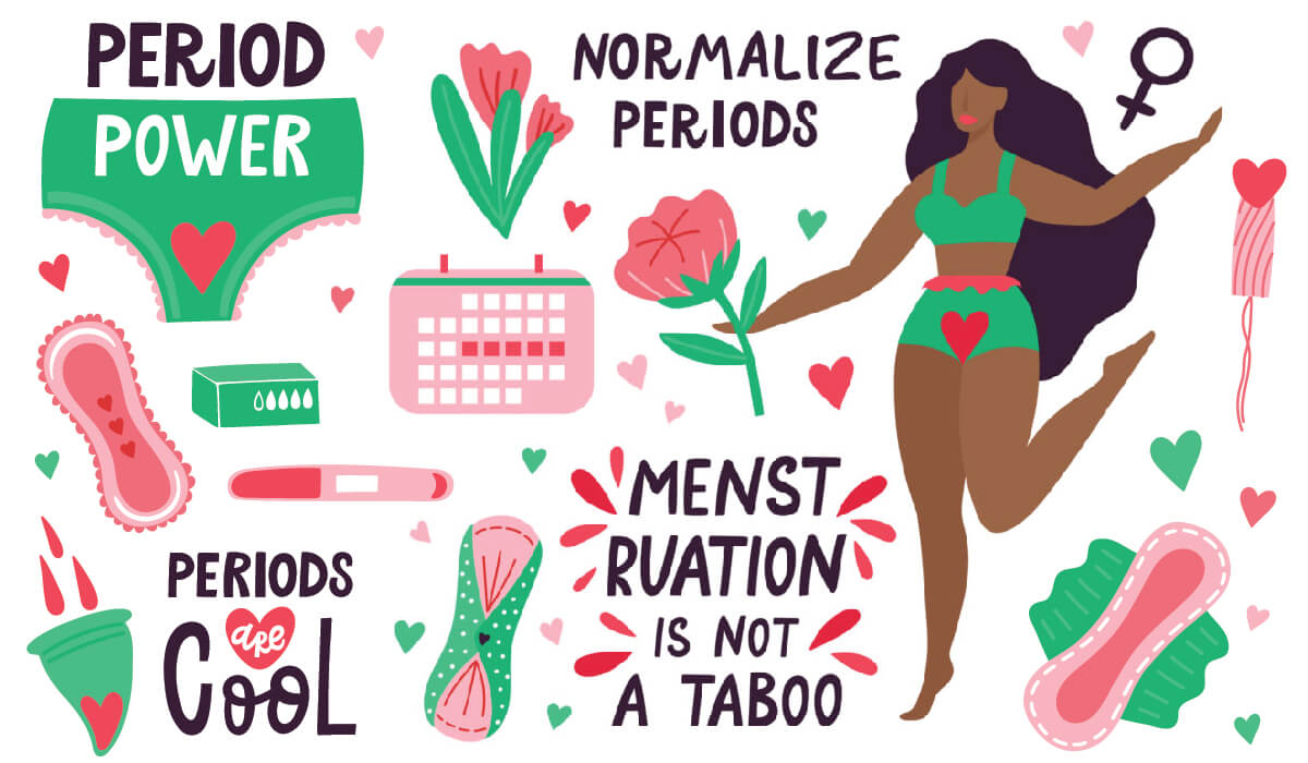 #PeriodPower! We're Sharing All Your Period Stories…