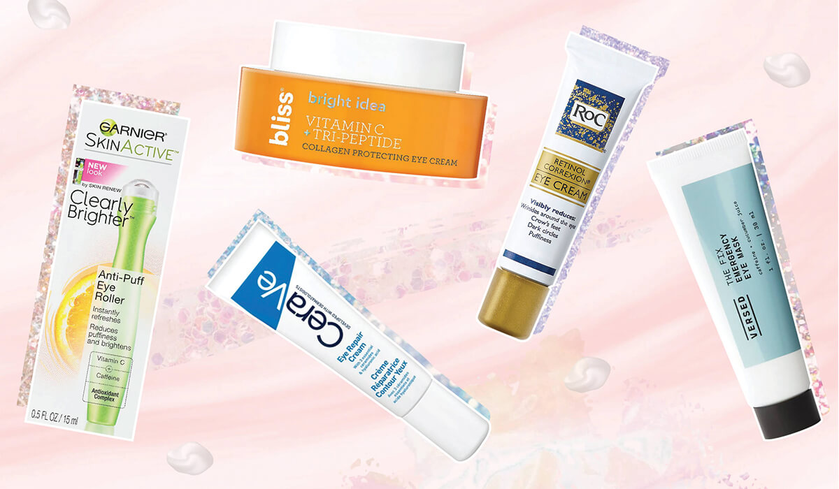 The Best Drugstore Eye Creams That Actually Work