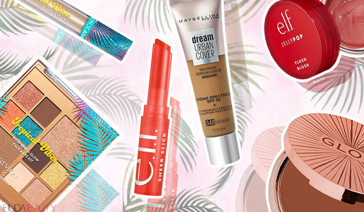 These Drugstore Makeup Products Are Perfect For Summer