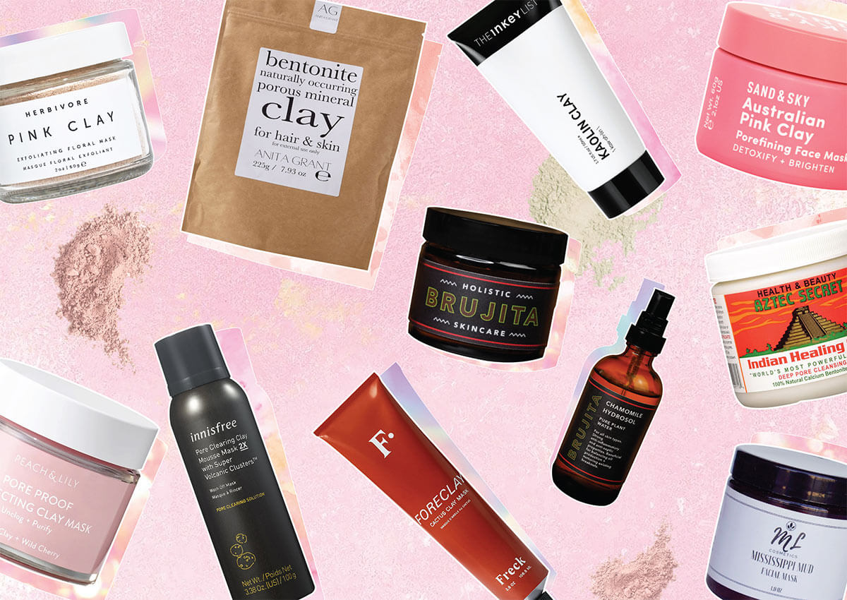 10 Of The Best Clay Masks For Every Budget!